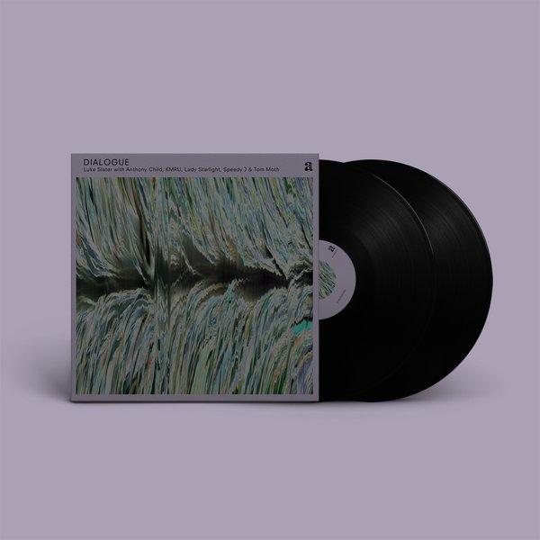 DIALOGUE Luke Slater with Anthony Child, KMRU, Lady Starlight, Speedy J & Tom Moth A-TON LP13