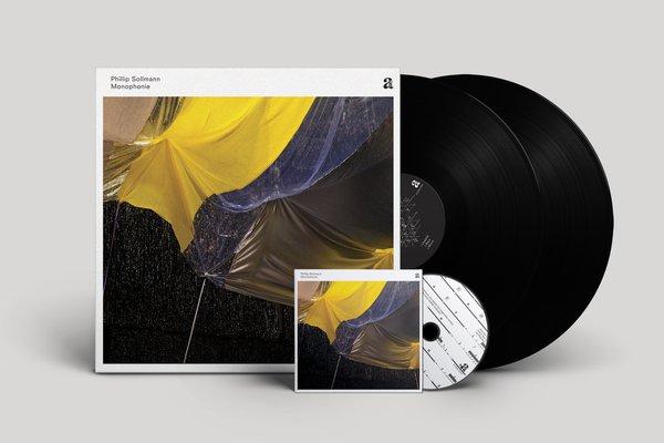 Phillip Sollmann | Monophonie | A-TON LP10/CD10