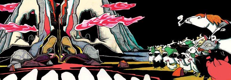 Berghain Month Artwork March 2012