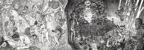 Berghain Month Artwork June 2018