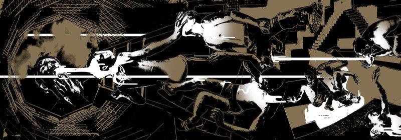 Berghain Month Artwork September 2010