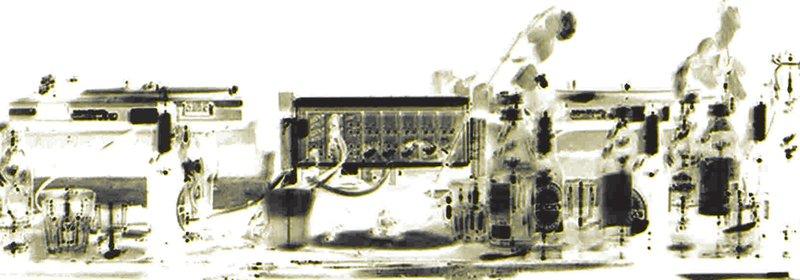 Berghain Month Artwork February 2005