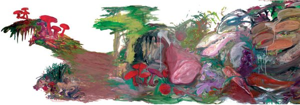Berghain Month Artwork April 2006